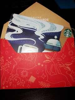 10% off $50 Starbucks card