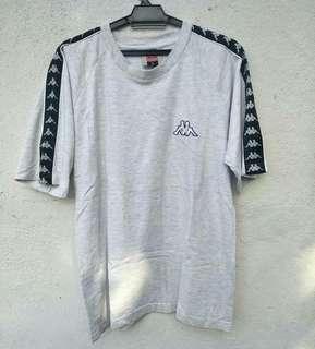 Rare vintage kappa size tape tshirt