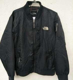 Rare the north face bomber zipper flight jacket