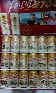 生力啤紀念飲品18罐