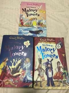 3-in-1 Malory Towers by Enid Blyton