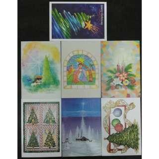 Christmas Greeting Cards Xmas #CNY888