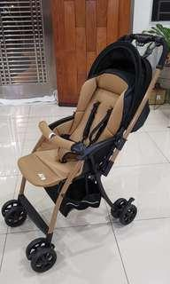 Maxi Aire 2 ways stroller - Gold