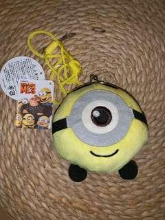 Original New from Japan Minion Despicable Me 3 Purse with tags