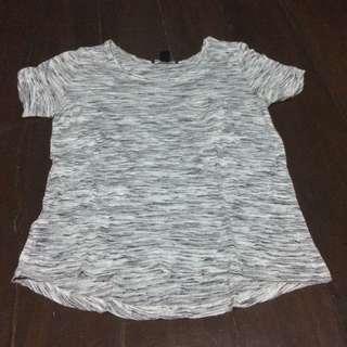 Mango Gray T-Shirt