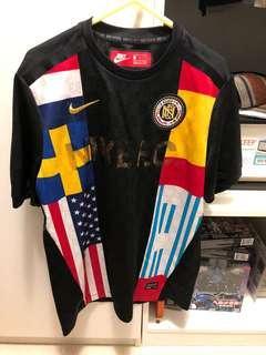 Nike F.C. jersey Large size