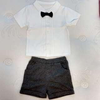 *CNY Special* Baby Boy Shirt and Shorts