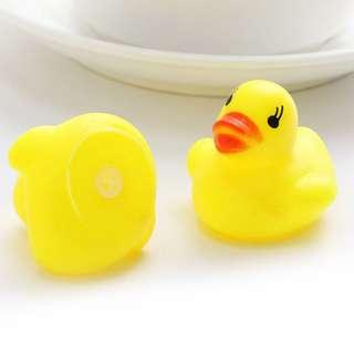 Squishy Yellow Rubber Duck