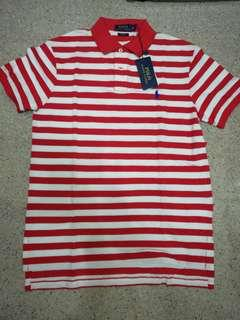 Polo Ralph Lauren Striped Polo Tee