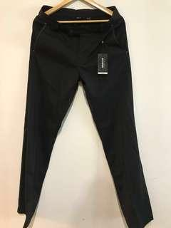 Brand New Abacus Mens Cleek Stretch Asian Tour Golf Trousers (W32/L33)