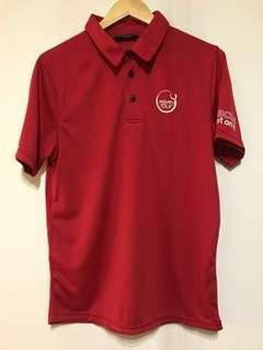 Brand New Abacus Mens Asian Tour Golf Polo (size S)