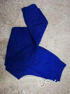 H&M Blue Jogger Pants