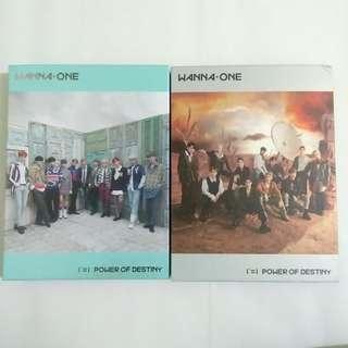 Power of destiny adventure album only daehwi kuanlin
