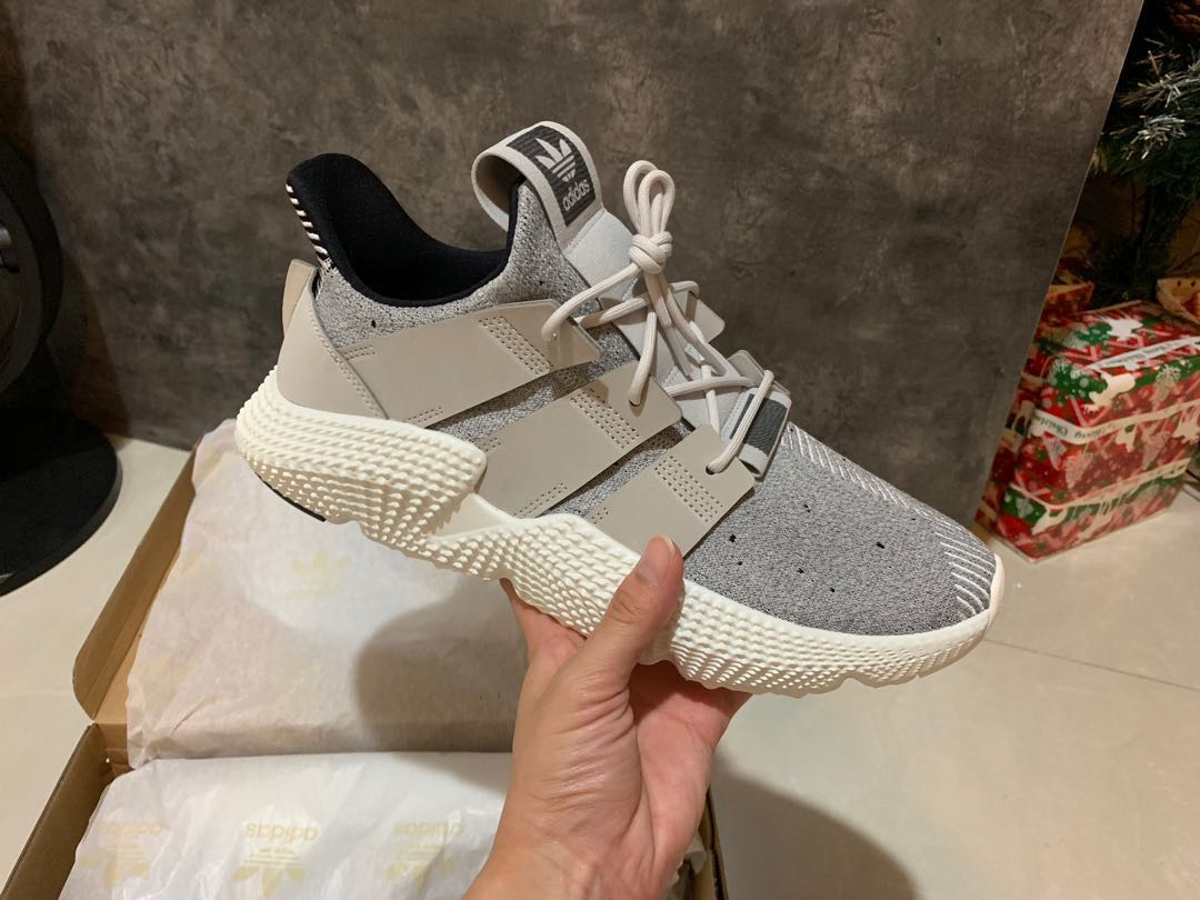 premium selection 4b5e9 4d903 Adidas Prophere in Grey, Men s Fashion, Footwear, Sneakers on Carousell