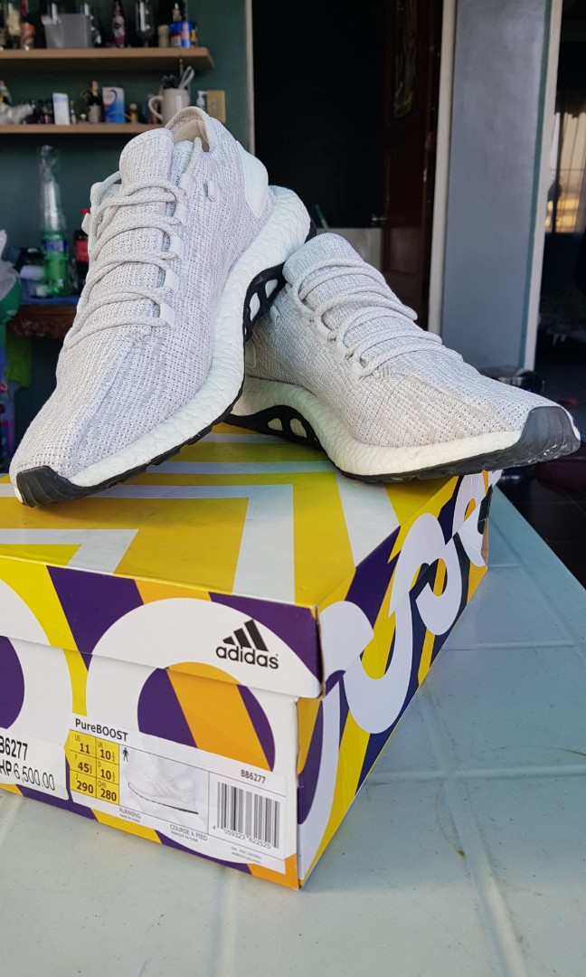 Adidas Pure Boost (US 11) 5a4aa0330