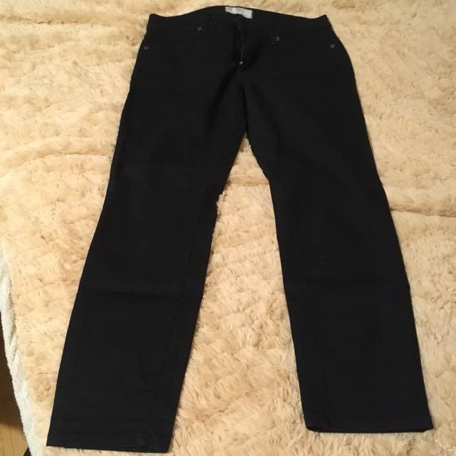 Ankle pants/skinny jeans