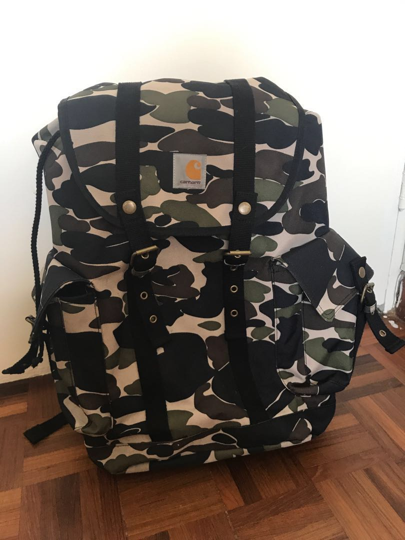 Authentic Carhartt bag pack