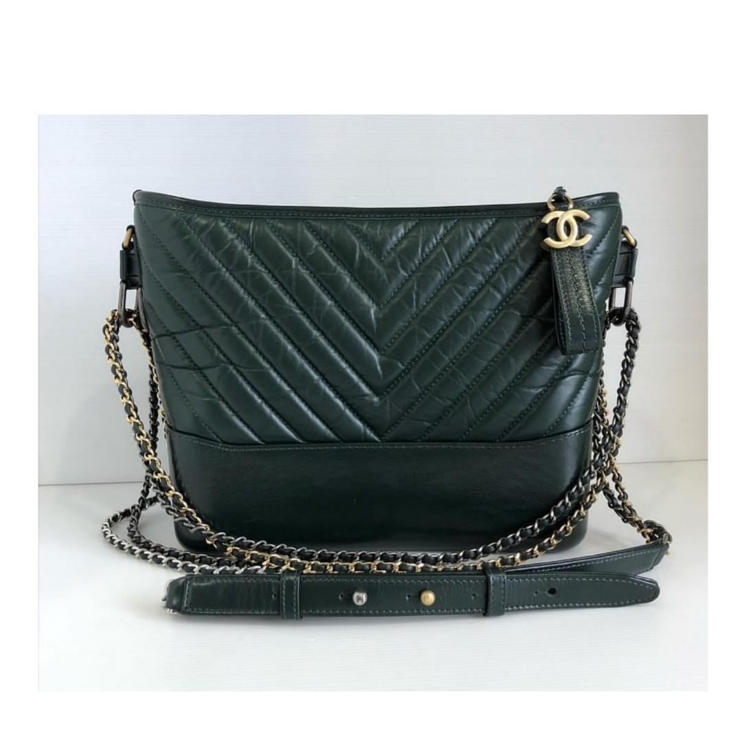 b1933bf9fcdcd0 Authentic Chanel Gabrielle Hobo Medium Bag, Luxury, Bags & Wallets on  Carousell