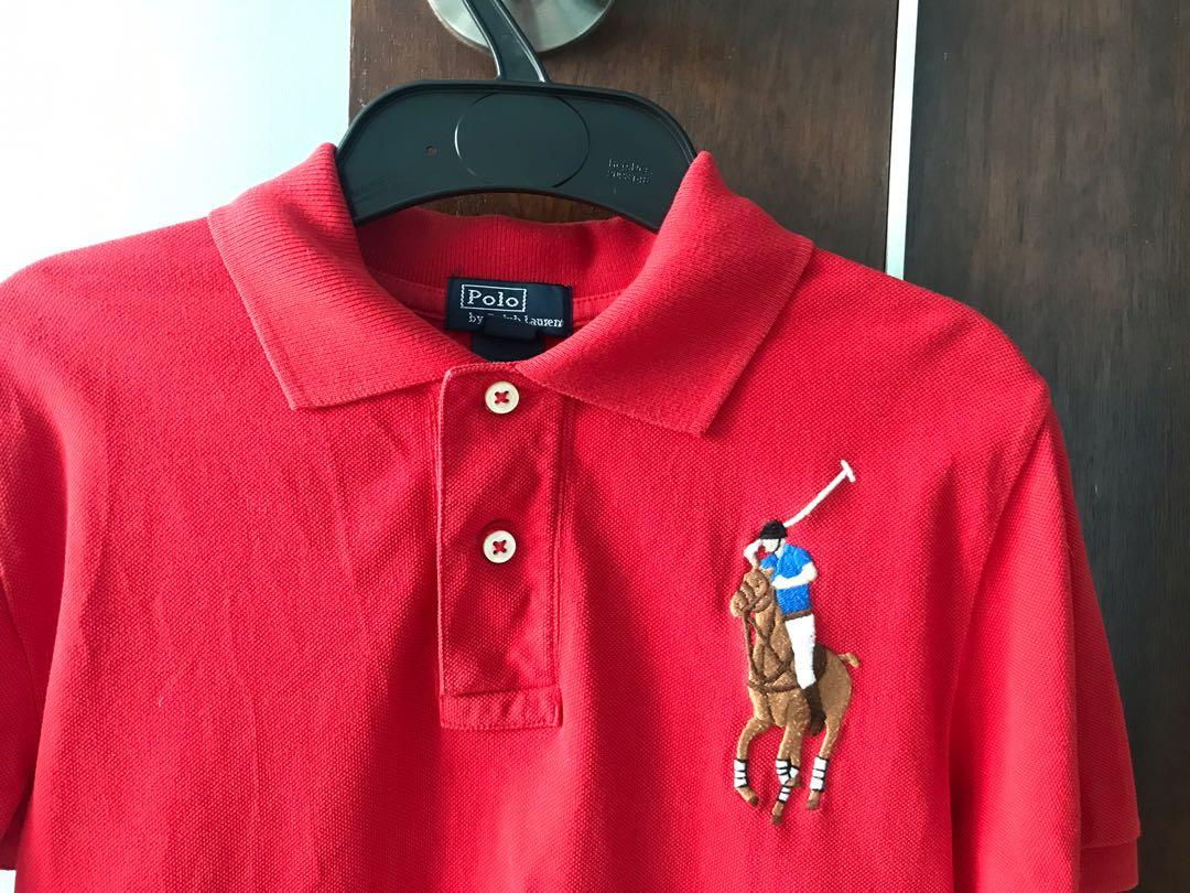Authentic polo Ralph