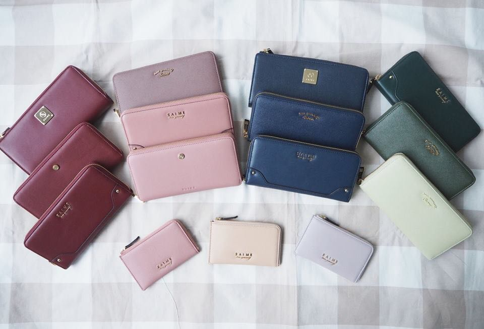 32a79005cd18 Authentic Taiwan S'aime Wallet, Women's Fashion, Bags & Wallets ...