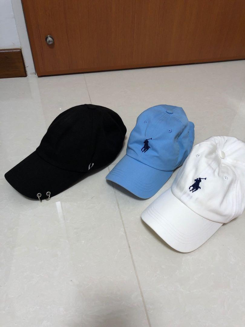 7ba23a53 Baseball Caps (vibrate,polo), Men's Fashion, Accessories, Caps ...