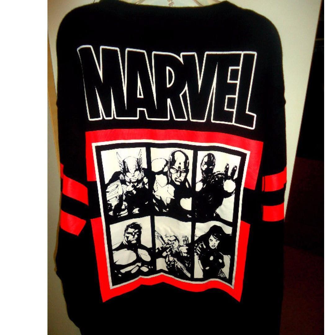Boy London x Marvel Callab Limited edition Sweater, M-L New!