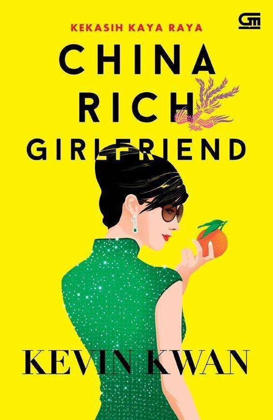 ebook China Rich Girlfriend ( Kekasih Kaya Raya )