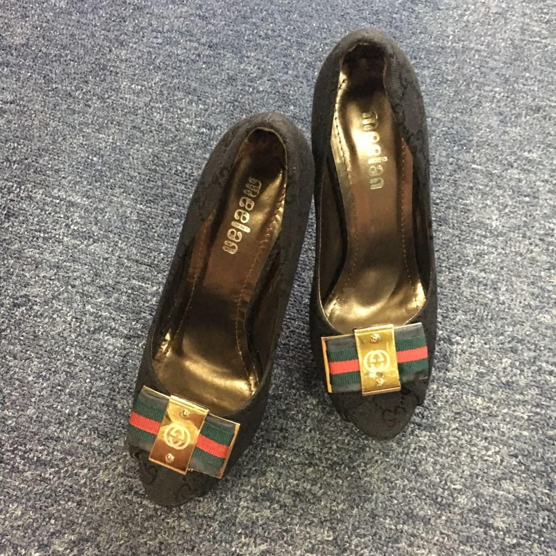 #Free #deliver Gucci high heel