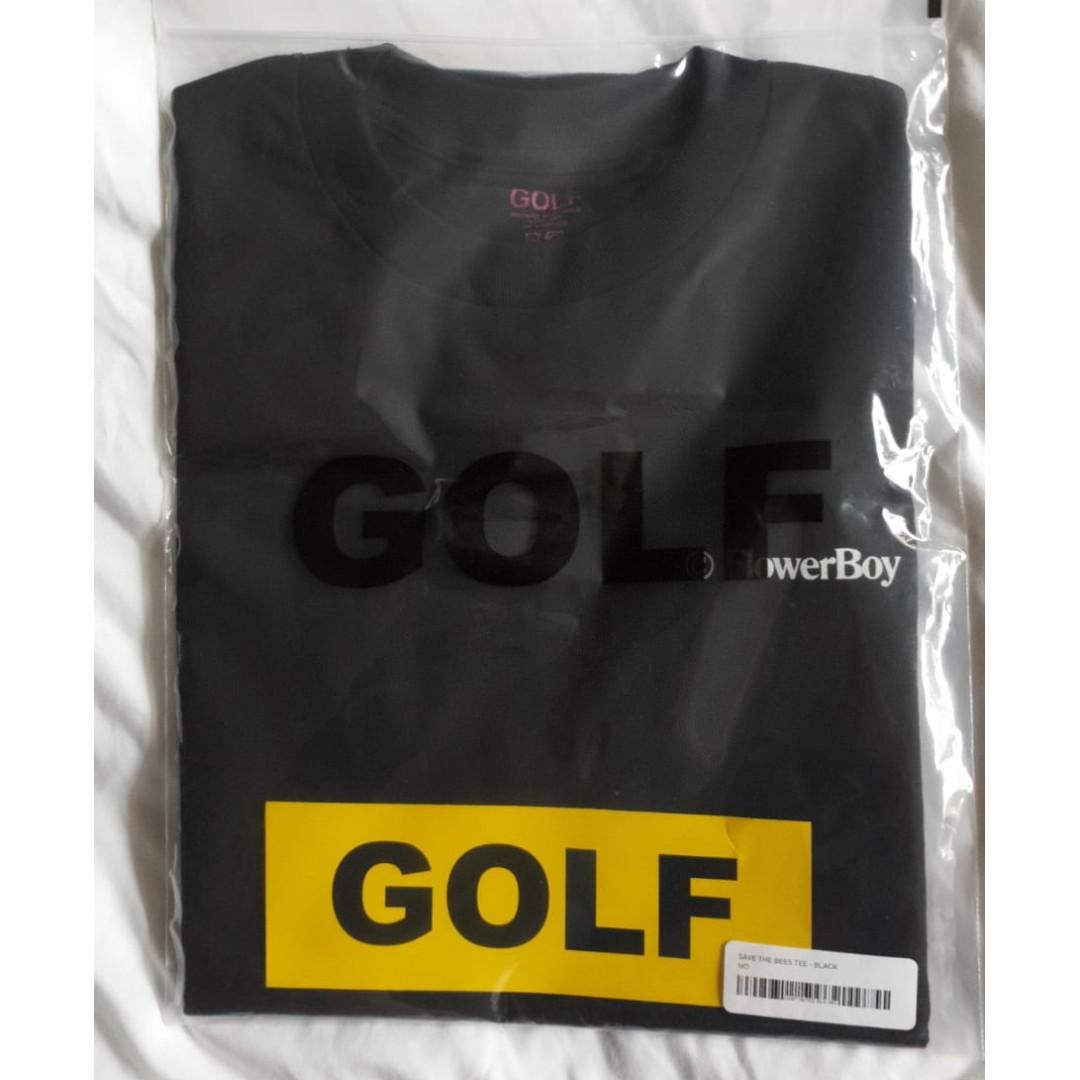 6044186b6d8a Golf Wang T-shirt — Flowerboy Save the Bees