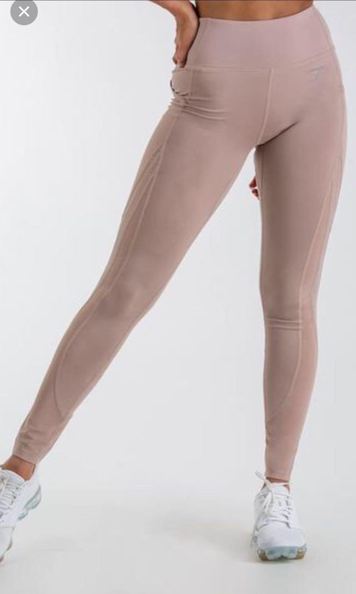 b464785eccf05e Gymshark sleek sculpture leggings, Sports, Sports Apparel on Carousell