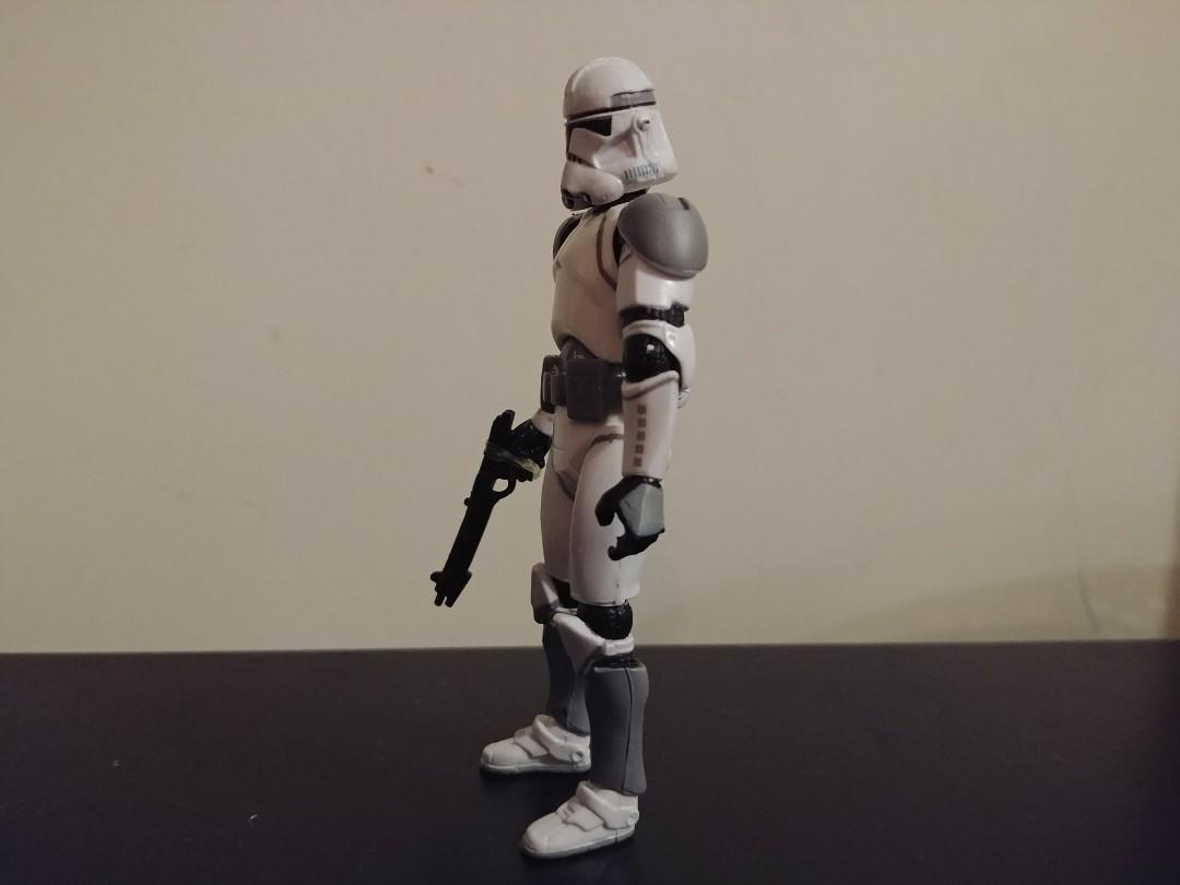 Hasbro Star Wars 3.75 Clone Trooper 41st Elite Corps