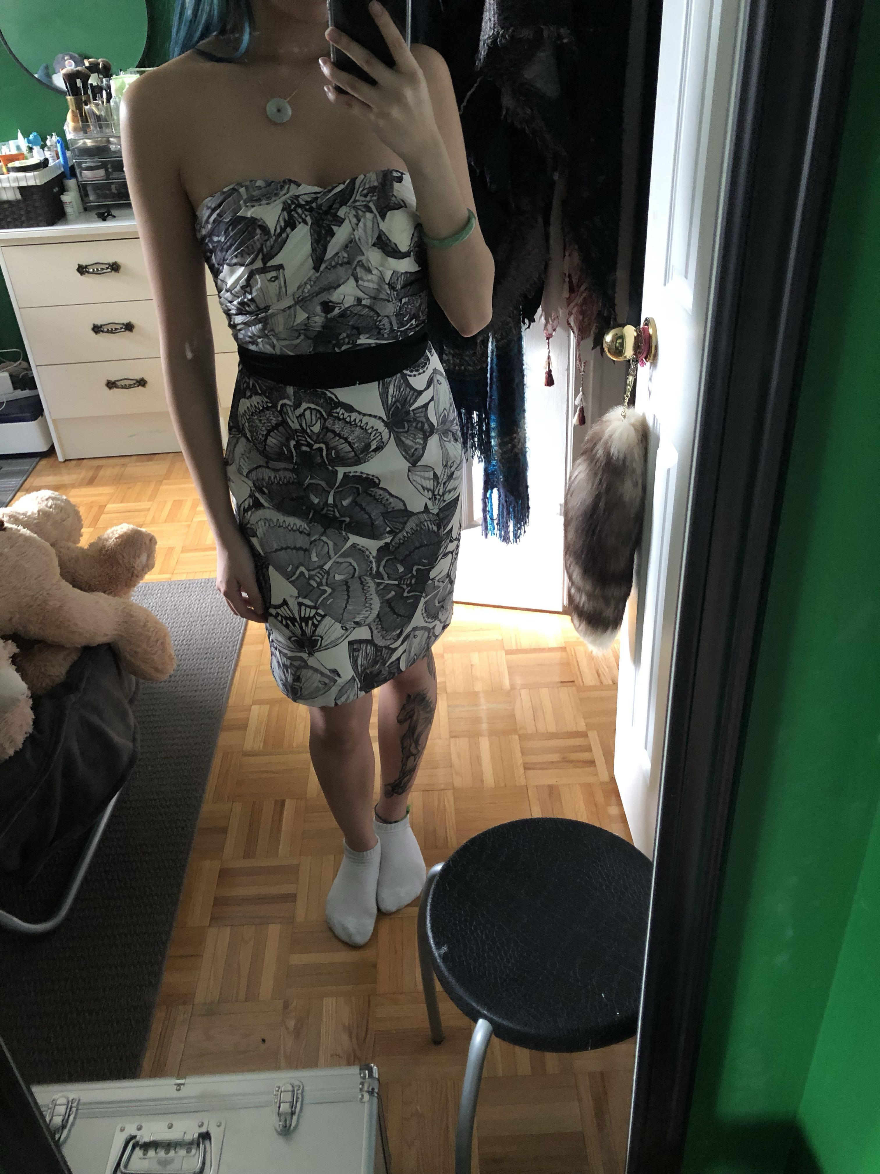 (h&m) Dress