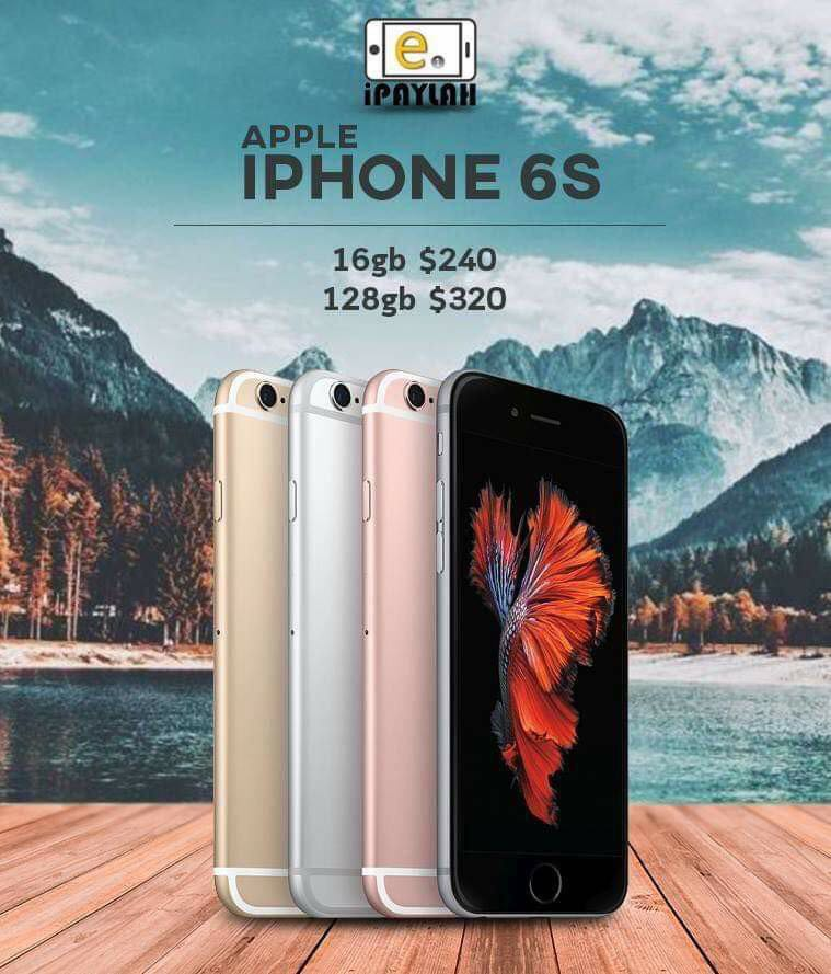 used iphone 6s 16gb price in singapore