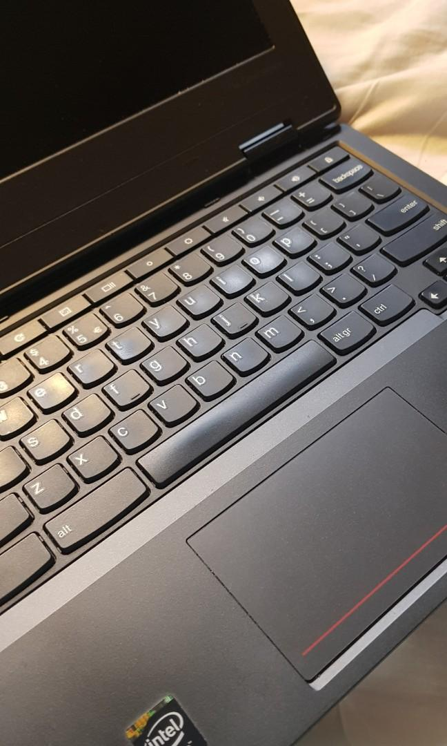 Lenovo 11e Chromebook Thinkpad
