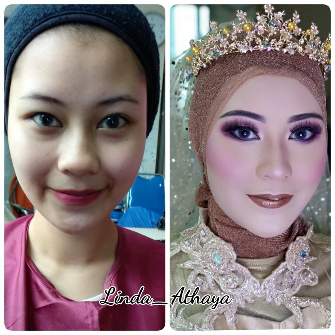 Makeup wedding, pengantin, wisuda, Bridesmaids