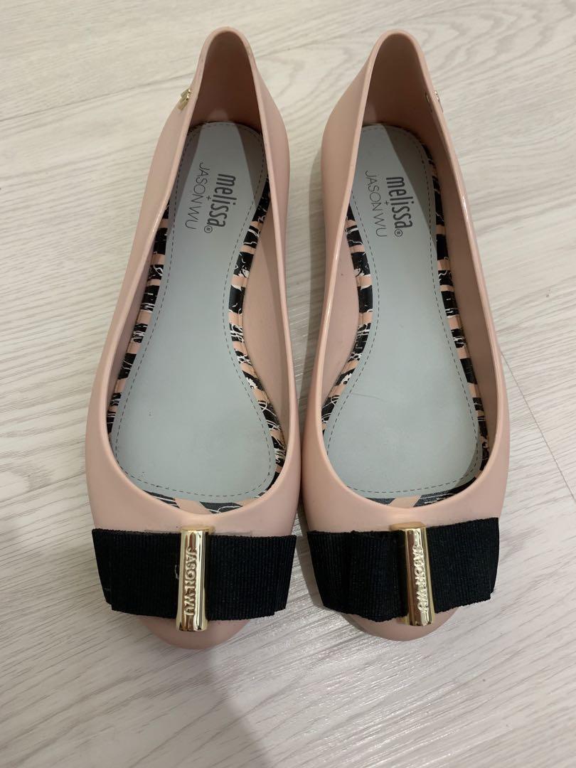 d07b4cf1f586 Melissa+Jason Wu pink shoes