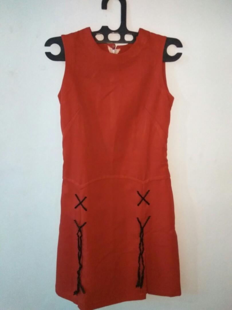 MINI RED DRESS BOUTIQUE #JAN25