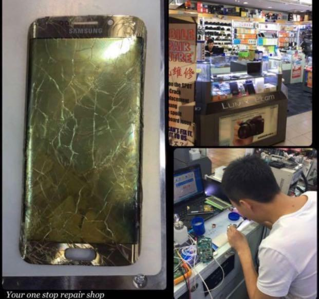 Samsung Phone Repair, iPhone Battery Screen Replacement