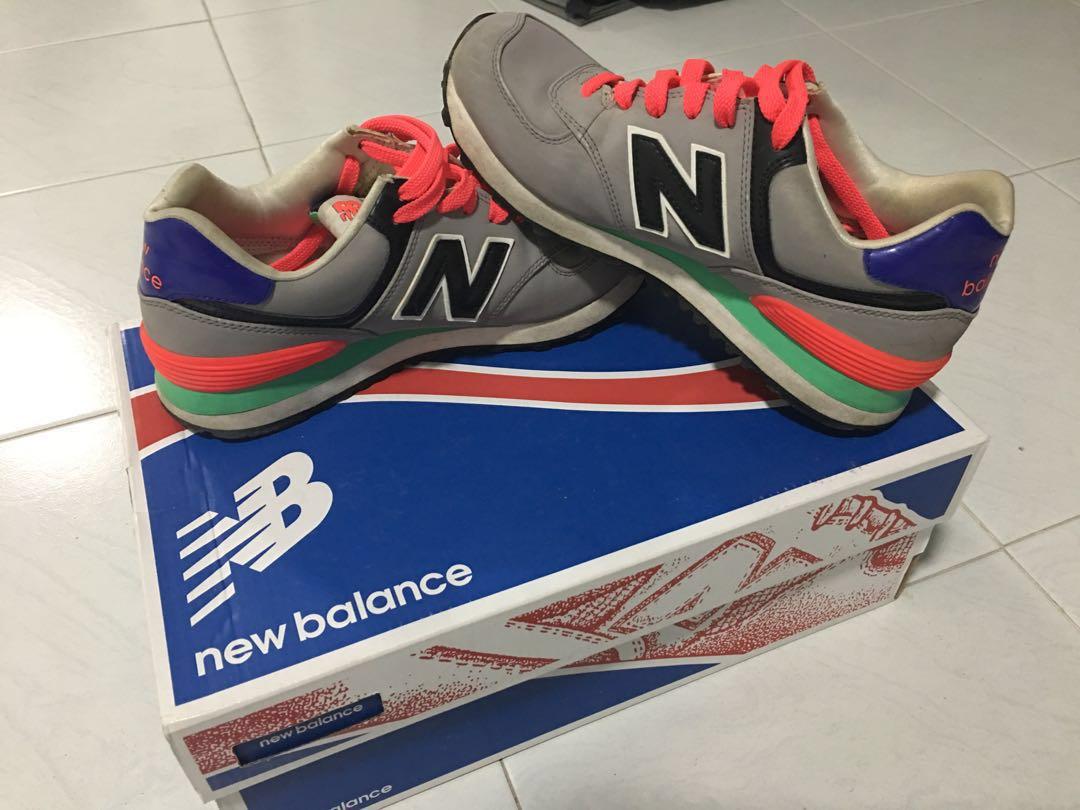 new balance 574 snl