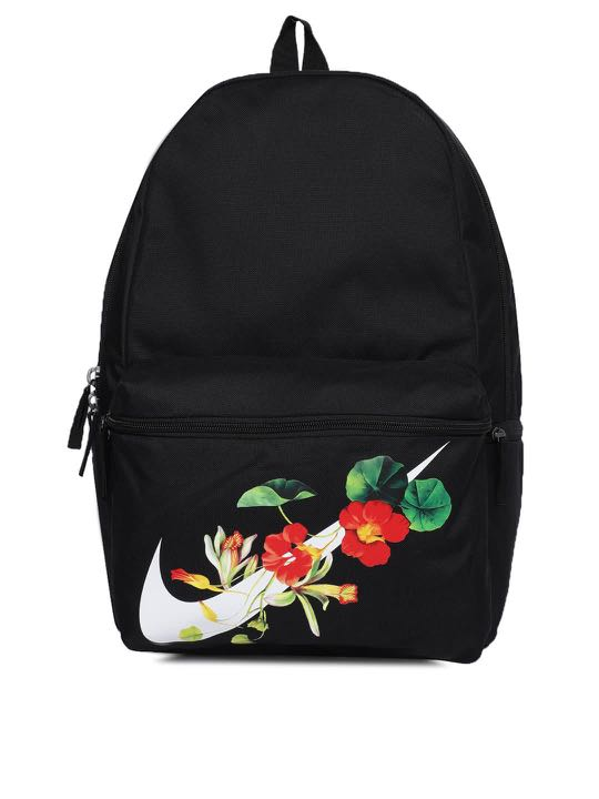 7fbfac3d4a7 Nike Floral Backpack (Unisex), Women's Fashion, Bags & Wallets, Backpacks  on Carousell