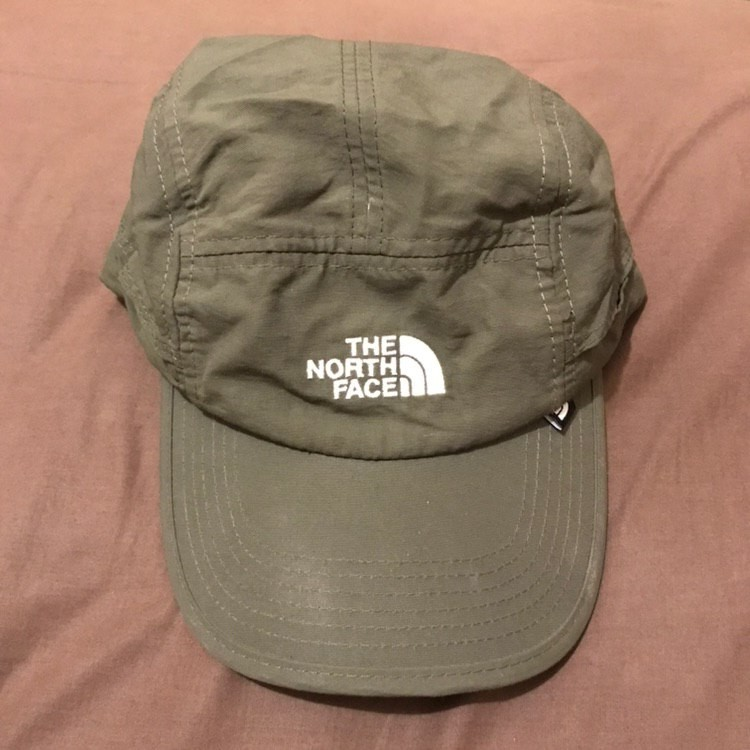 3e1cd1afbda 5 Panel Cap Olive Green