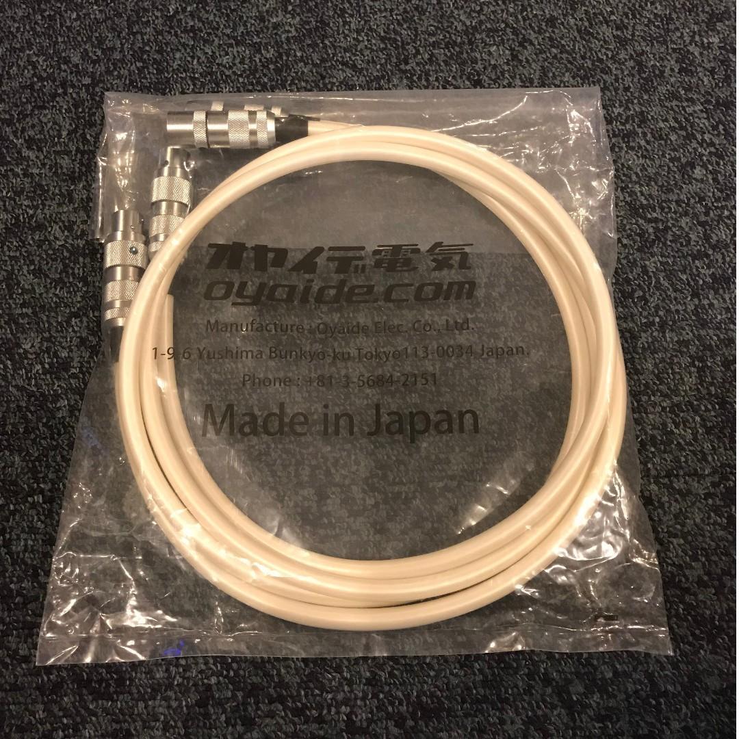 Oyaide Tunami Terzo V2 XLR Cable