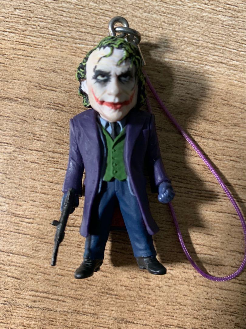 Rare The Joker Heath Ledger Dark Knight Series Set Of 5