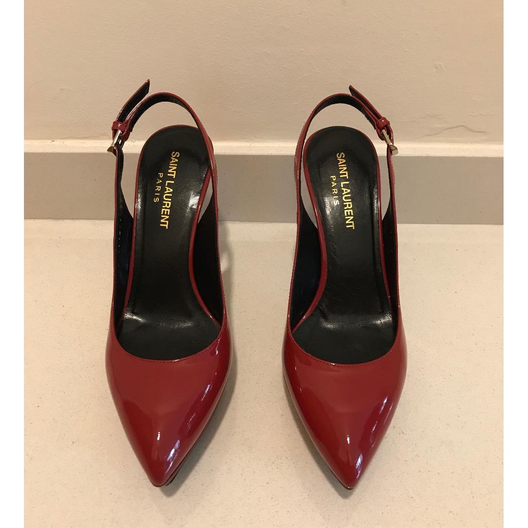 6ed727449fa2 Saint Laurent YSL shoes   heels