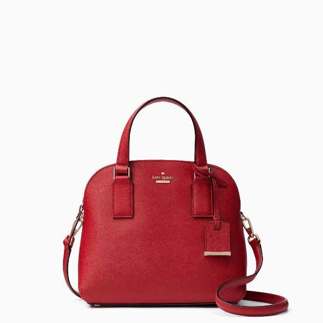 SALE Kate Spade Cameron Street Small Lottie Dome Satchel Handbag ... 511864b97cfc5