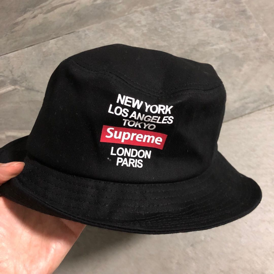 Supreme fisherman hat 22335c6a826b