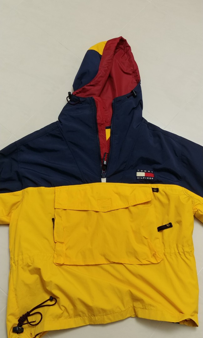 d888f8f0 Tommy Hilfiger Windbreaker, Men's Fashion, Clothes, Outerwear on ...