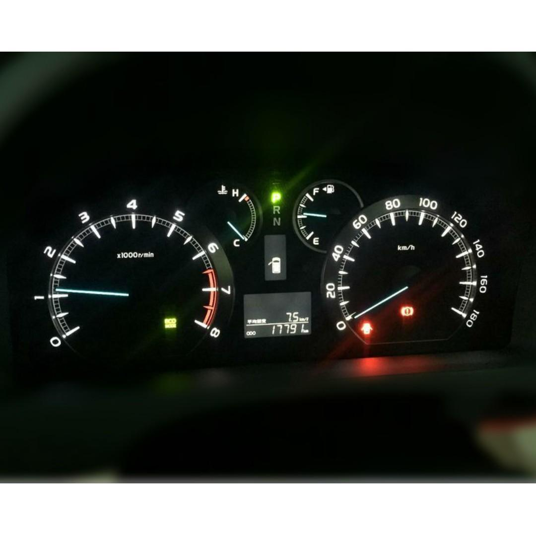 Toyota Vellfire 2.4 / 3.5 (A) 𝐏𝐈𝐋𝐎𝐓 Leather Seat ---Full Spec