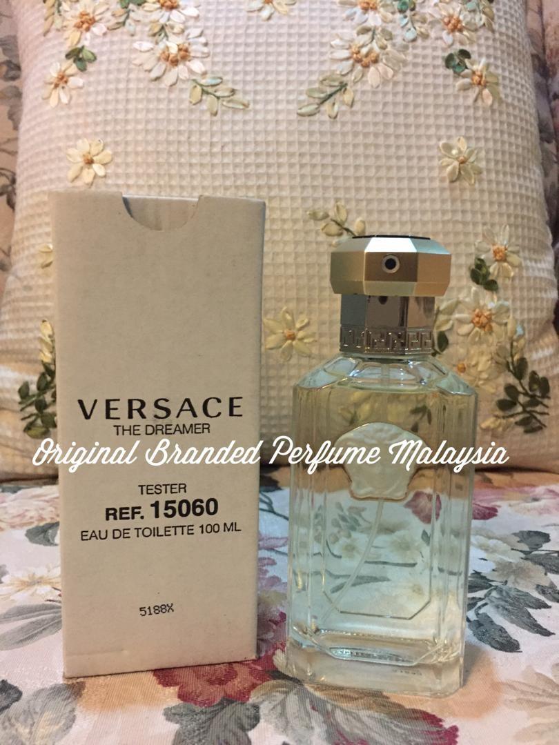 615a11eb15d8ba Versace The Dreamer 100ML EDT Tester Unit, Health & Beauty, Perfumes ...