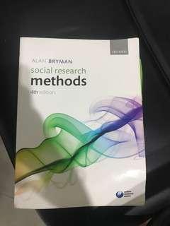 NM2014 NM4102 social research textbook